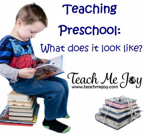 Teaching Preschool