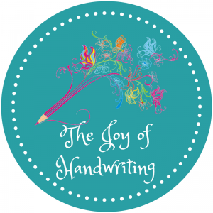 The Joy of Handwriting