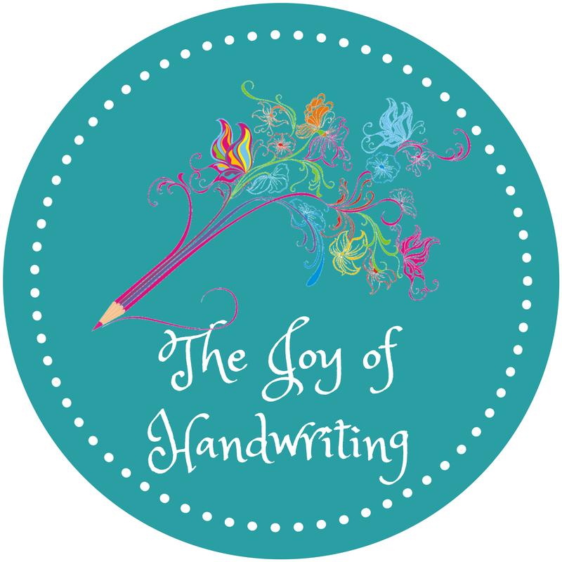 The Joy of Handwriting