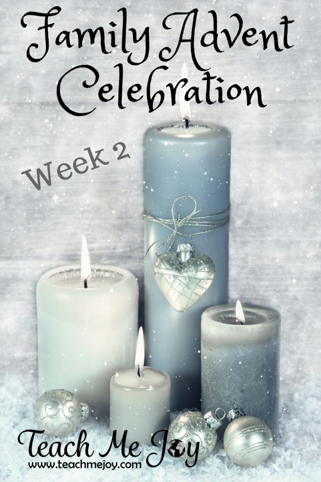 Family AdventCelebration wk2
